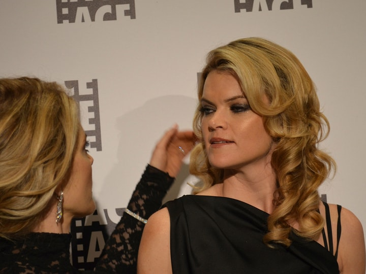 Missie Pyle, Tall women in Hollywood