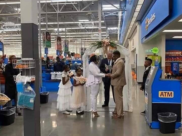 wedding, marriage, People of Walmart