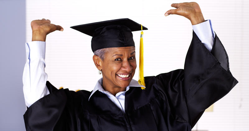 degrees for seniors