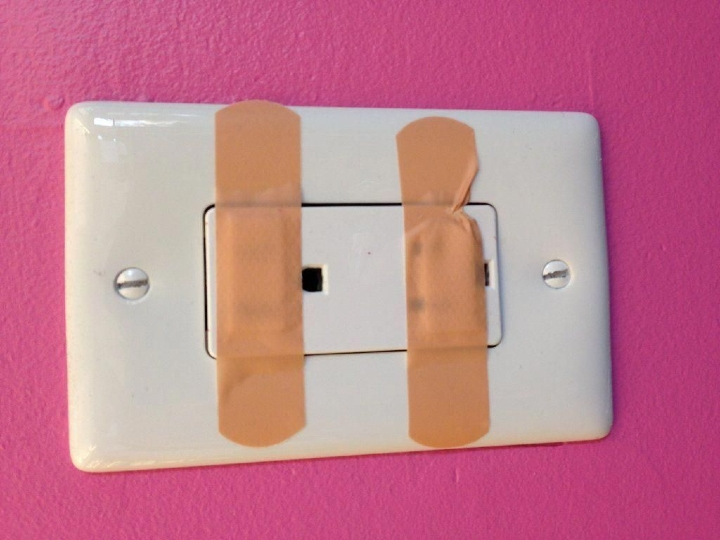 outlet cover hacks