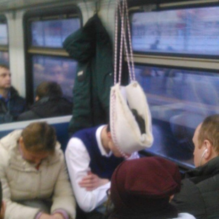 head hammock, travel pillow