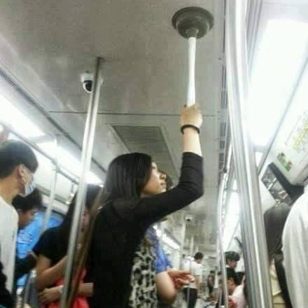 subway plunger