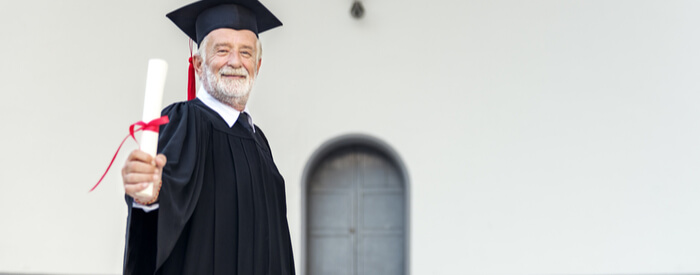 online degrees for seniors