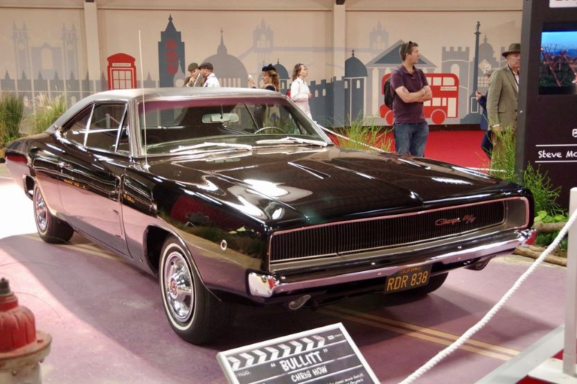 classic american muscle cars Charger