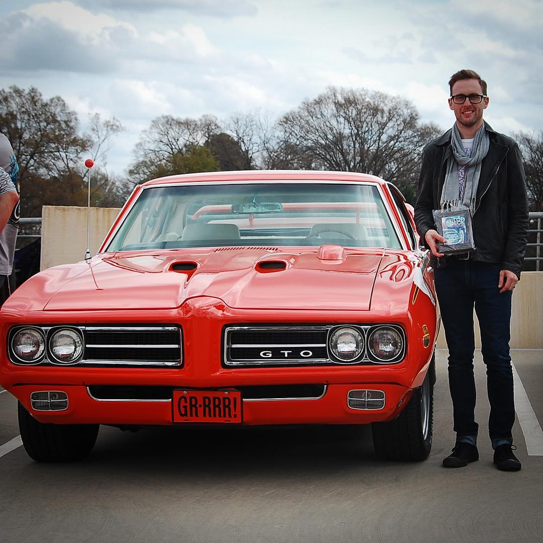 classic american muscle cars GTO