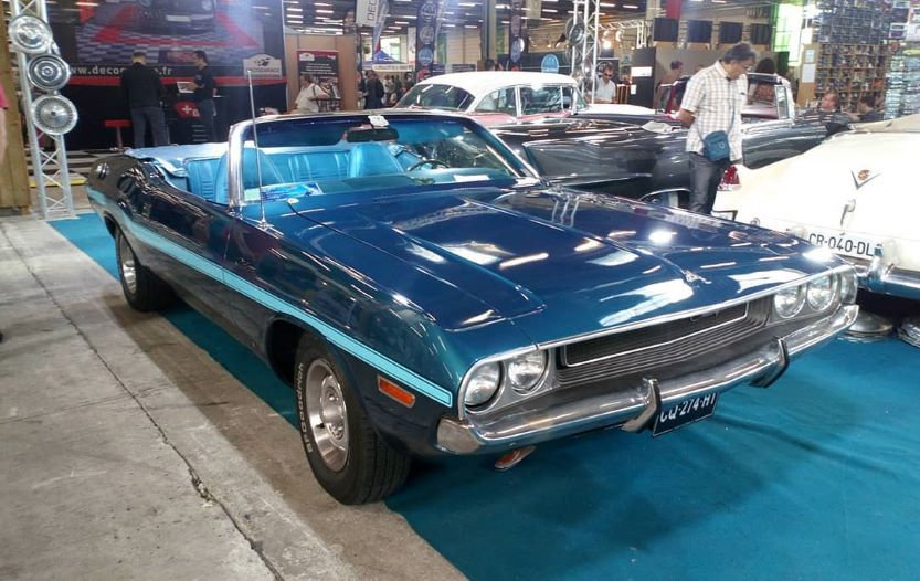 classic american muscle cars dodge challenger