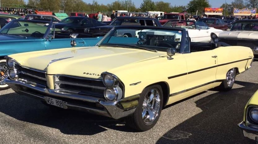 Classic American Muscle Cars, Pontiac Catalina