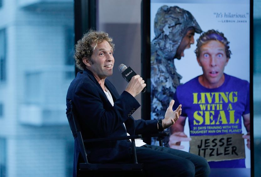 Jesse Itzler speaking about his experience with David Goggins