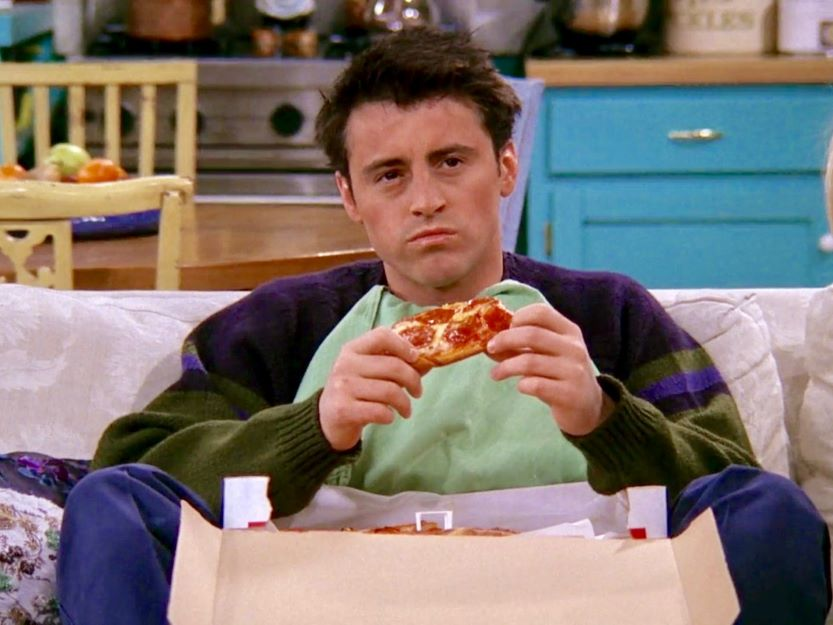 first paycheck, Matt LeBlanc