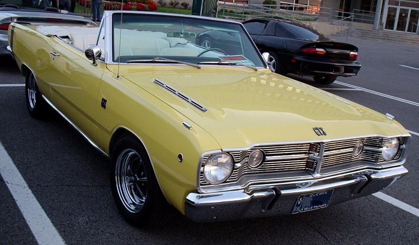 Classic American Muscle Cars, Dodge Dart GTS