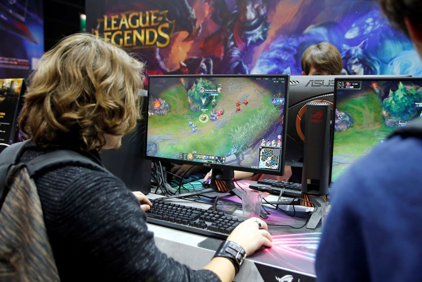 Highest grossing video game, League of Legends